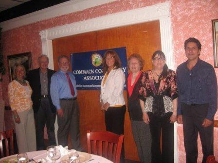 Executive Board with MaryJo Masciello